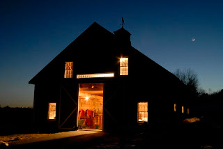 _DSC3550 Barn at Night