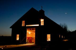 _DSC3550 Barn at Night